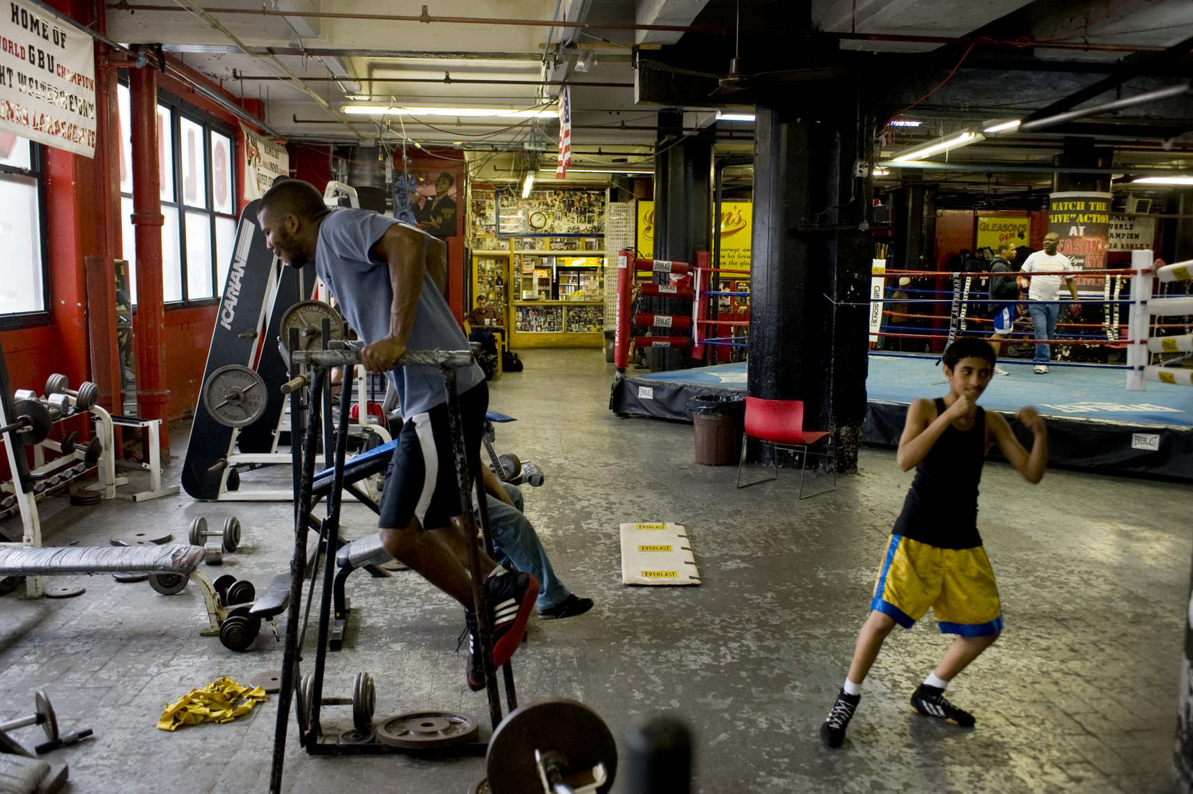 Gleasons Gym Brooklyn 34