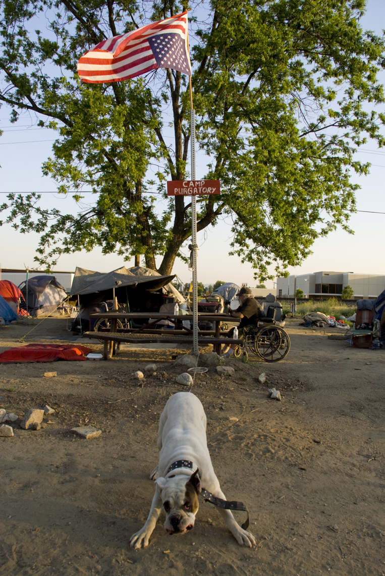 Tent City California 009