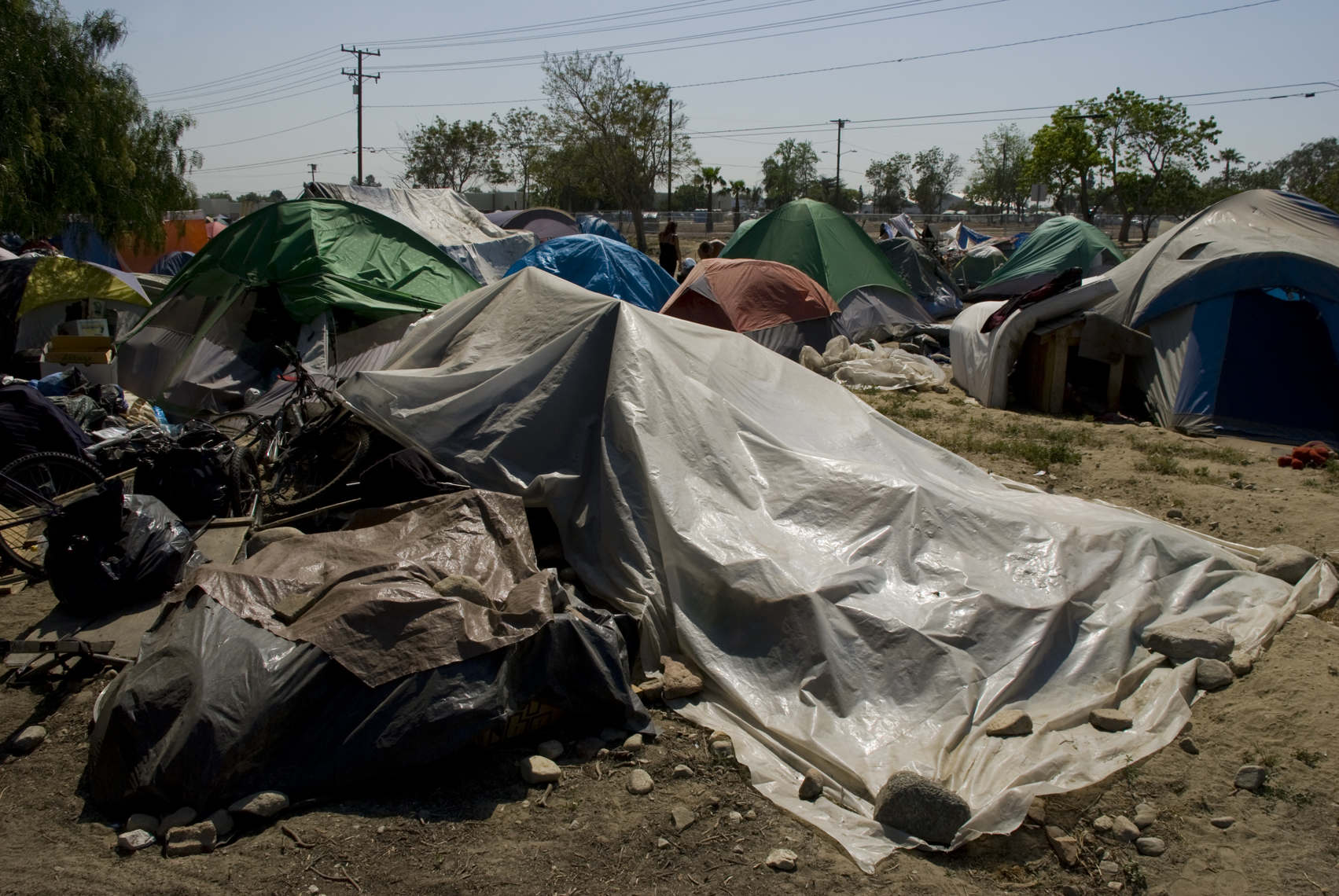 Tent City California 018
