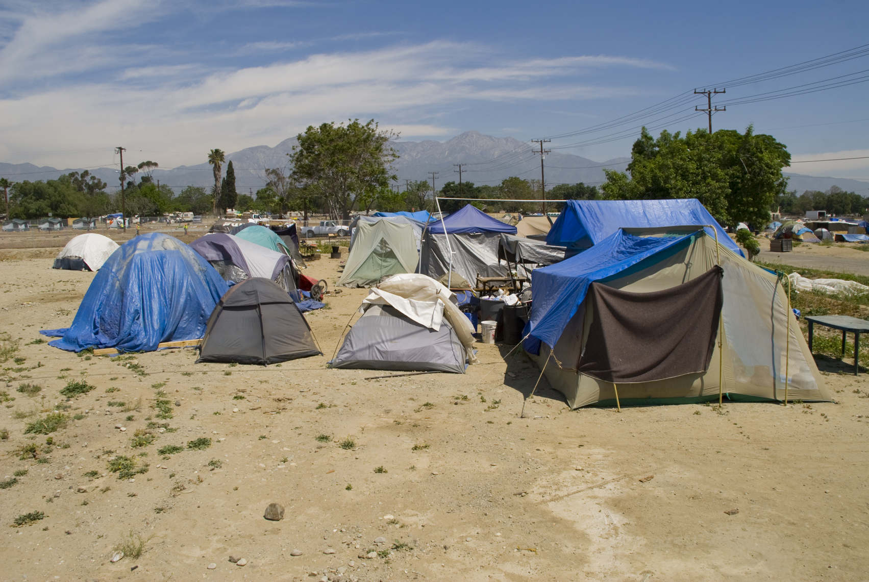 Tent City California 034